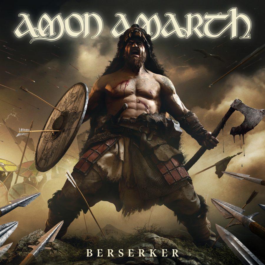 Bild Amon Amarth - Berserker Cover