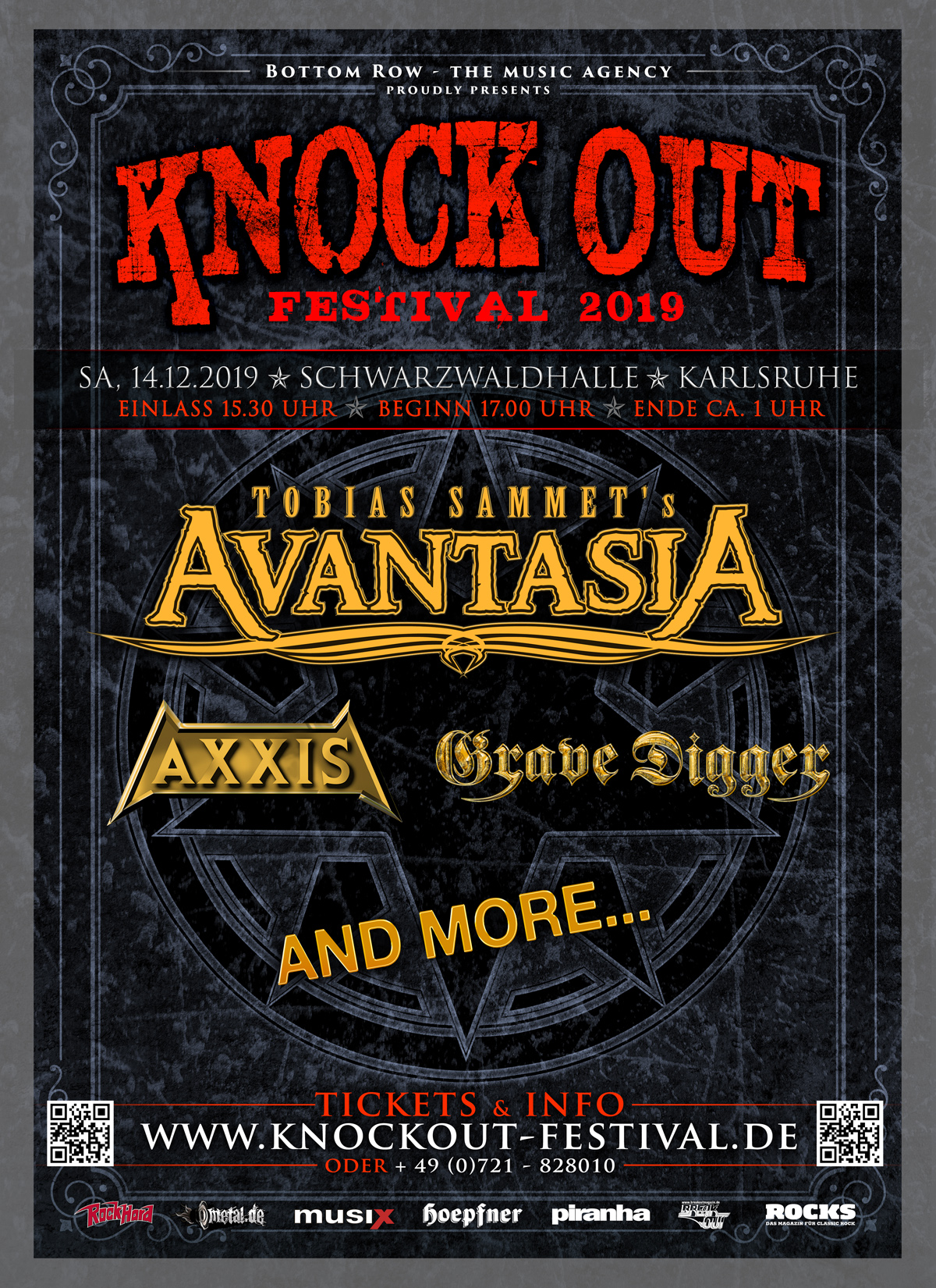 Knock Out Festival 2019