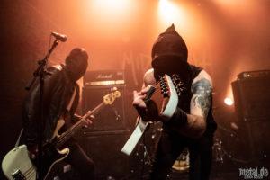 Konzertfoto von Midnight - Prowling Europe Tour 2019 in Colmar