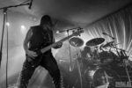 Konzertfotos von Nordjevel - Europe Under Black Death Metal Fire 2019