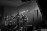 Konzertfotos von Nordjevel - Europe Under Black Death Metal Fire 2019