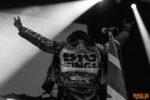 Konzertfoto von Skindred auf der Evolution Tour 2019