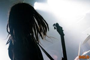 Konzertfoto von Witchfucker auf dem Dudefest 2019 Part I in Karlsruhe