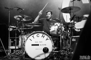 Konzertfoto von Itchy - Donots 25th Birthday Slam in Berlin