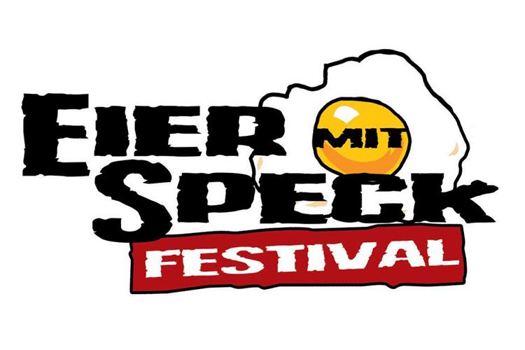Eier mit Speck Festival Logo