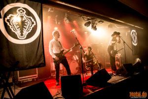Konzertfoto von Årabrot beim Dudefest 2019 Part II in Karlruhe im Jubez