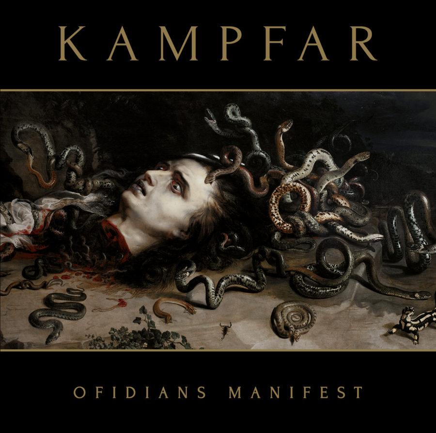 Albumcover Kampfar - Ofidians Manifest