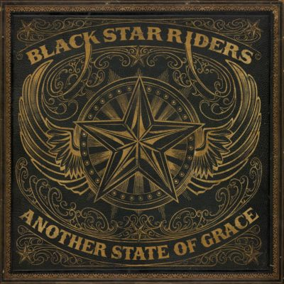 Black Space Riders - Another State Of Grace (Cover)