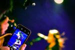 Konzertfotos von Nervosa auf der Downfall Of Mankind Tour 2019 im Mergener Hof Trier
