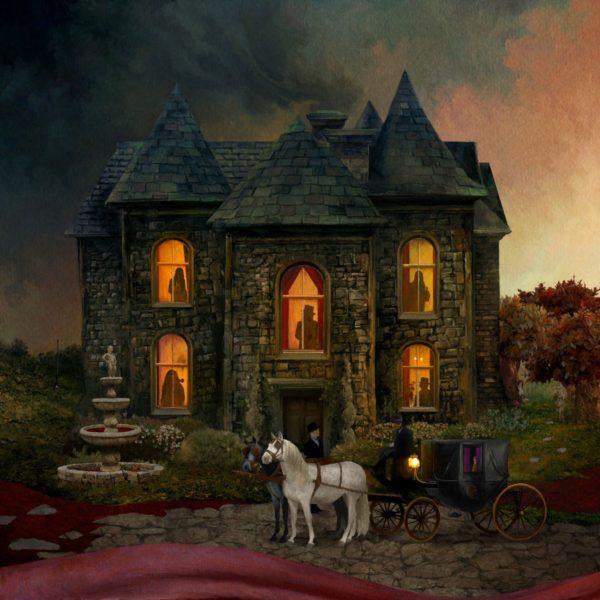 Opeth - In Cauda Venenum Albumcover