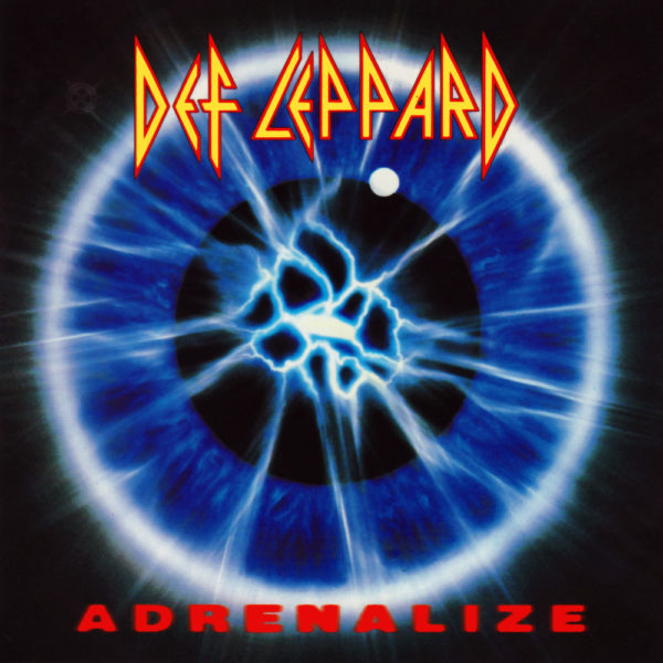 Bild: Def Leppard - Adrenalize (Artwork)