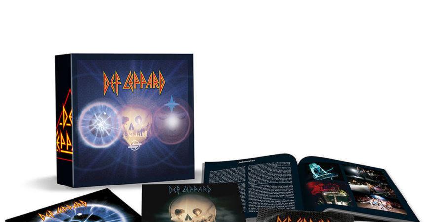 Def Leppard - Boxset Volume Two - die 90er-Ära der Band auf metal.de