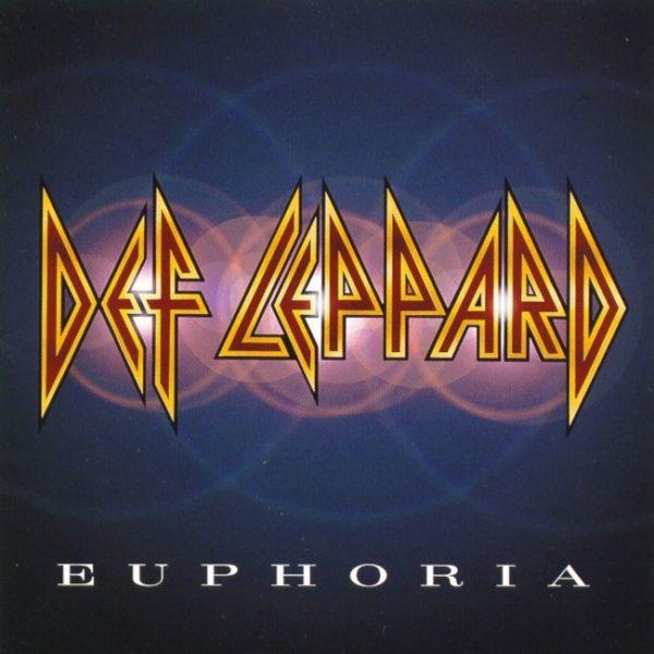 Bild: Def Leppard - Euphoria (Artwork)