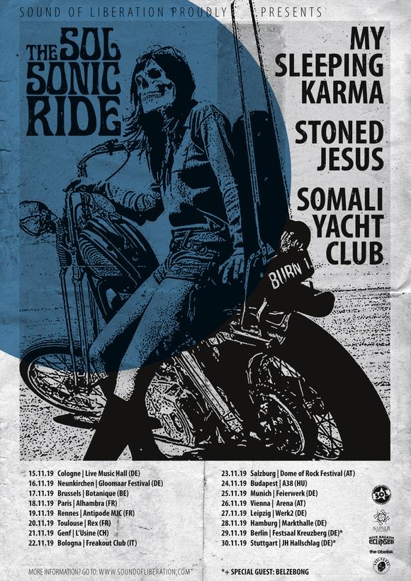 Sonic Ride Tour Vol. 1