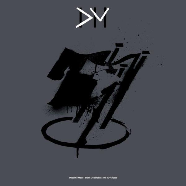"Depeche Mode - Black Celebration 12"" Singles (Cover)"