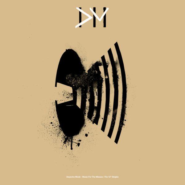 """Depeche Mode - Music For The Masses 12"""" Singles (Cover)"""