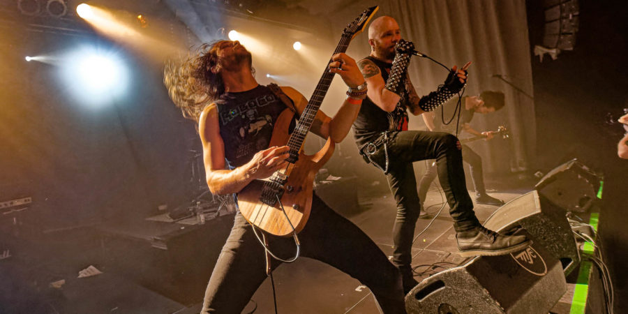 Visigoth & Savage Messiah - Live in Mannheim • metal.de