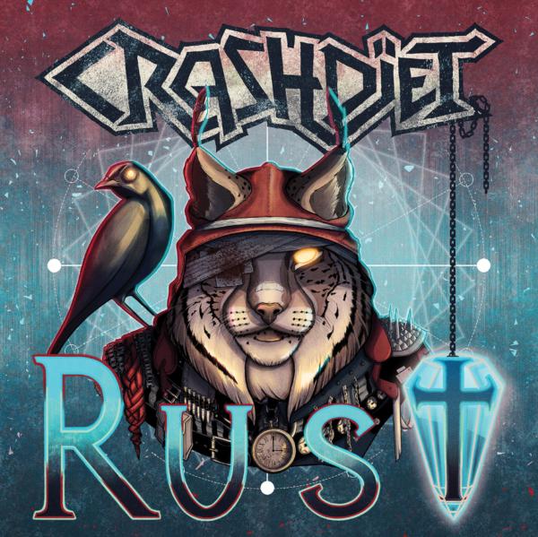 Crashdiet - Rust Cover