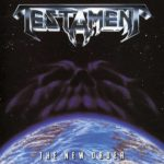 Testament - The New Order Cover