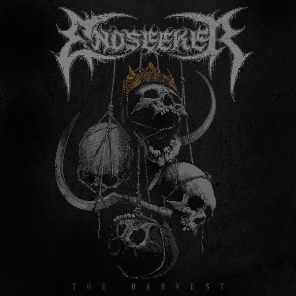 Endseeker - The Harvest front art