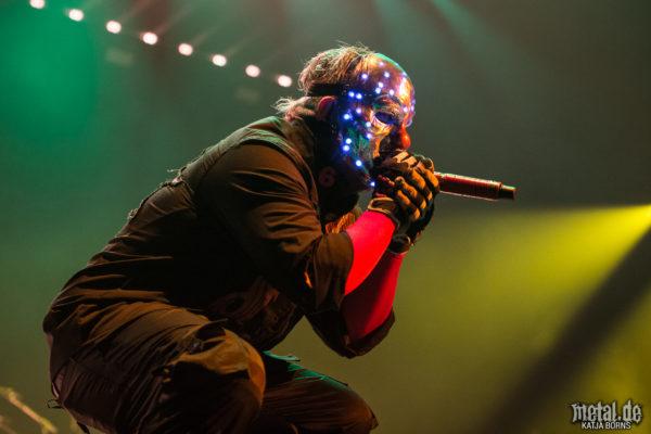 """Konzertfoto von Slipknot - """"European Tour 2019"""""""