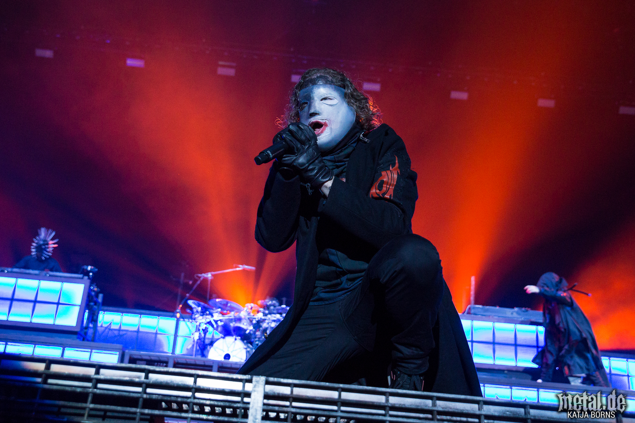 "Konzertfoto von Slipknot - ""European Tour 2019"""