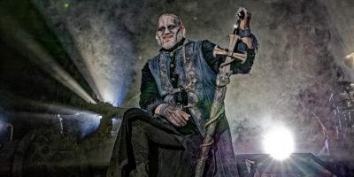 Konzertfotos von Powerwolf - Zeltfestival Rhein-Neckar 2019
