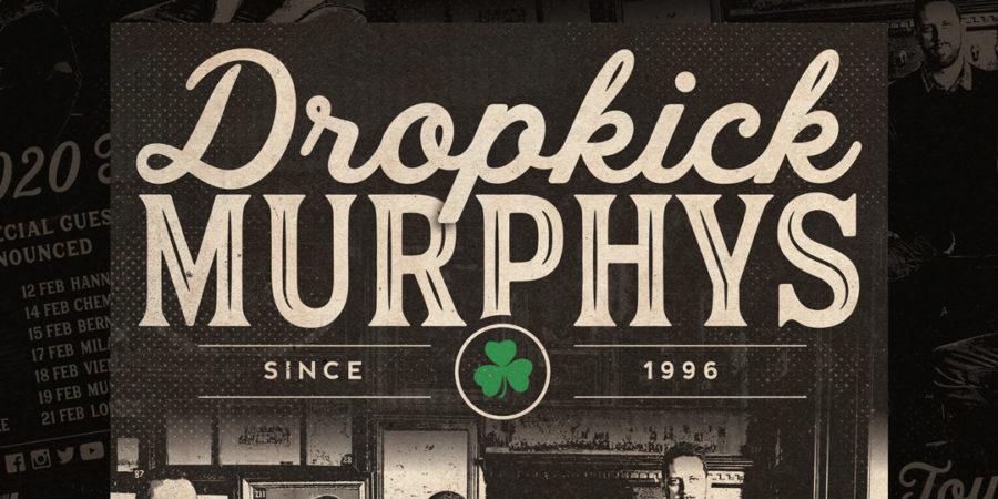 Dropkick Murphys Tour 2020.Dropkick Murphys Alben Andy Biersack 2019 06 19