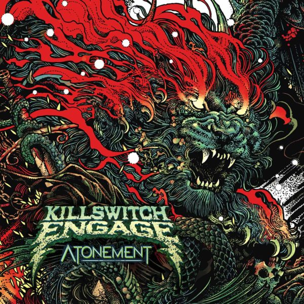 "KILLSWITCH ENGAGE - ""Atonement"""
