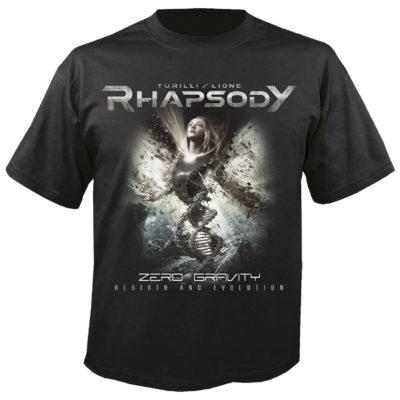 Rhapsody, Turilli-Lione - Zero Gravitiy TS Verlosung