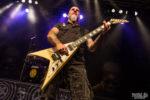 Konzertfoto von Anthrax - Deutschland Tour 2019