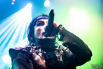 Konzertfoto von Cradle Of Filth - Cryptoriana World Tour - Second Coming of Vice 2019 in Colmar
