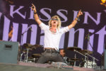 Konzertfotos von Kissin' Dynamite - Rockharz Open Air 2019