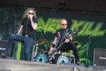 Konzertfotos von Overkill - Rockharz Open Air 2019