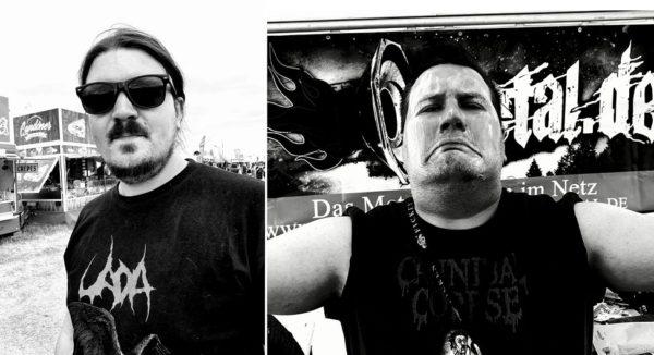 Rockharz 2019 Live-Blog Samstag Jan und Stephan