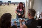 Autogrammstunde mit Van Canto auf dem Rockharz Open Air 2019