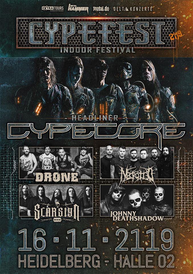 Bild Cypefest 2019 Flyer