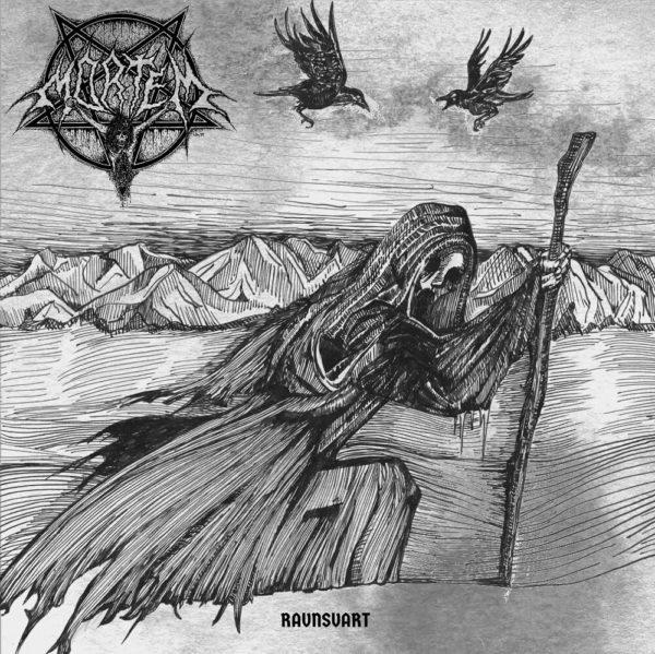Albumcover Mortem - Ravnsvart