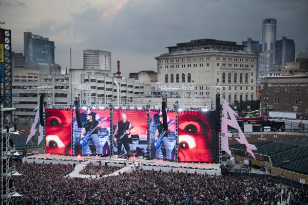 Metallica Live 2019