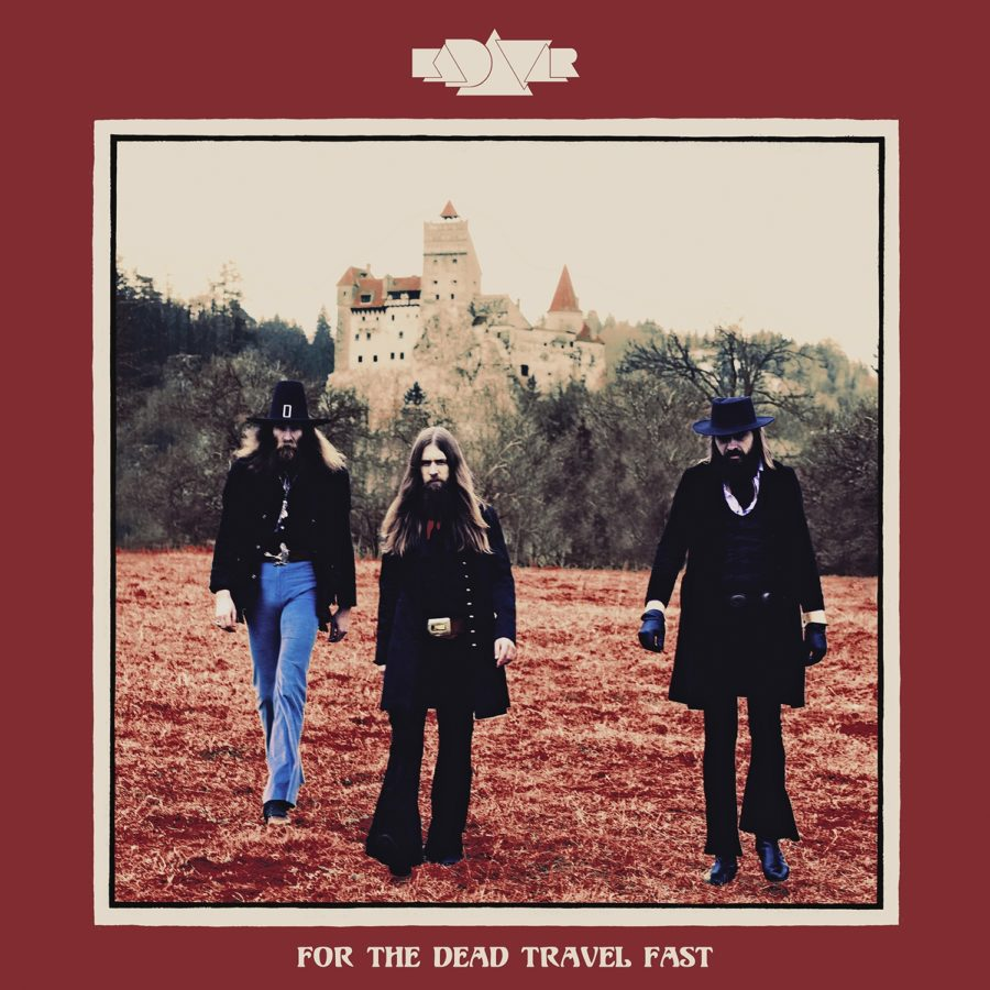 Kadavar - For The Dead Travel Fast - Artwork