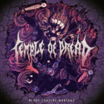 Temple Of Dread - Blood Craving Mantras Cover