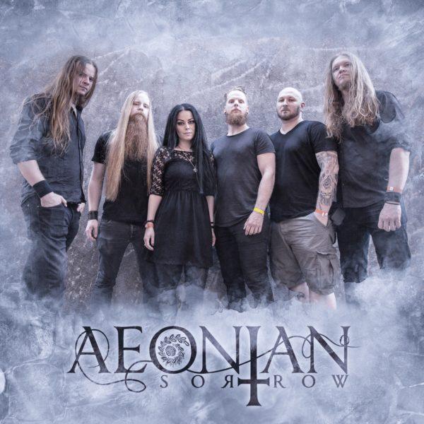 Bild Aeonian Sorrow Promo 2019