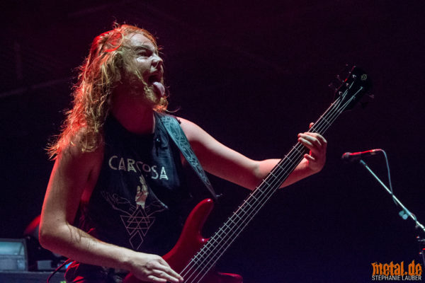 Konzertfoto von Alien Weaponry auf Final Tour in Germany 2019 in Stuttgart