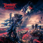 Damnation Defaced - The Devourer Cover
