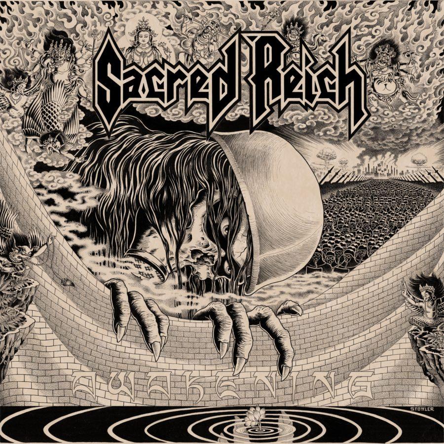 Albumcover Sacred Reich - Awakening