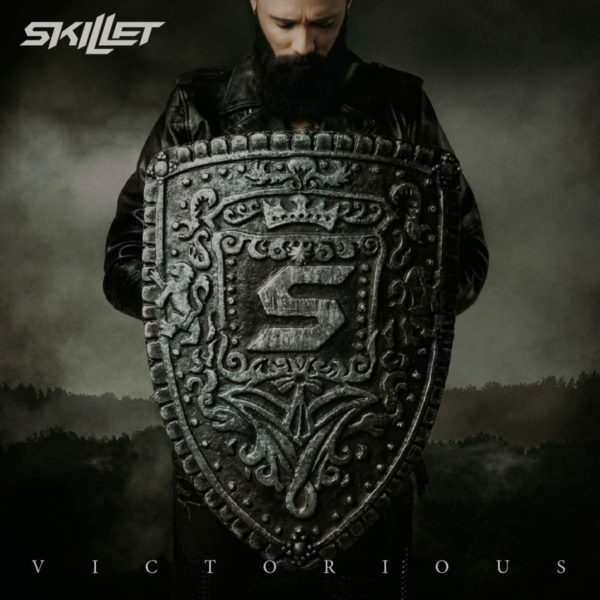 Albumcover - Skillet - Victorious