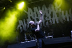 Konzertfotos von Anaal Nathrakh - Summer Breeze Open Air 2019