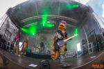 Konzertfoto von Heavysaurus - Summer Breeze Open Air 2019