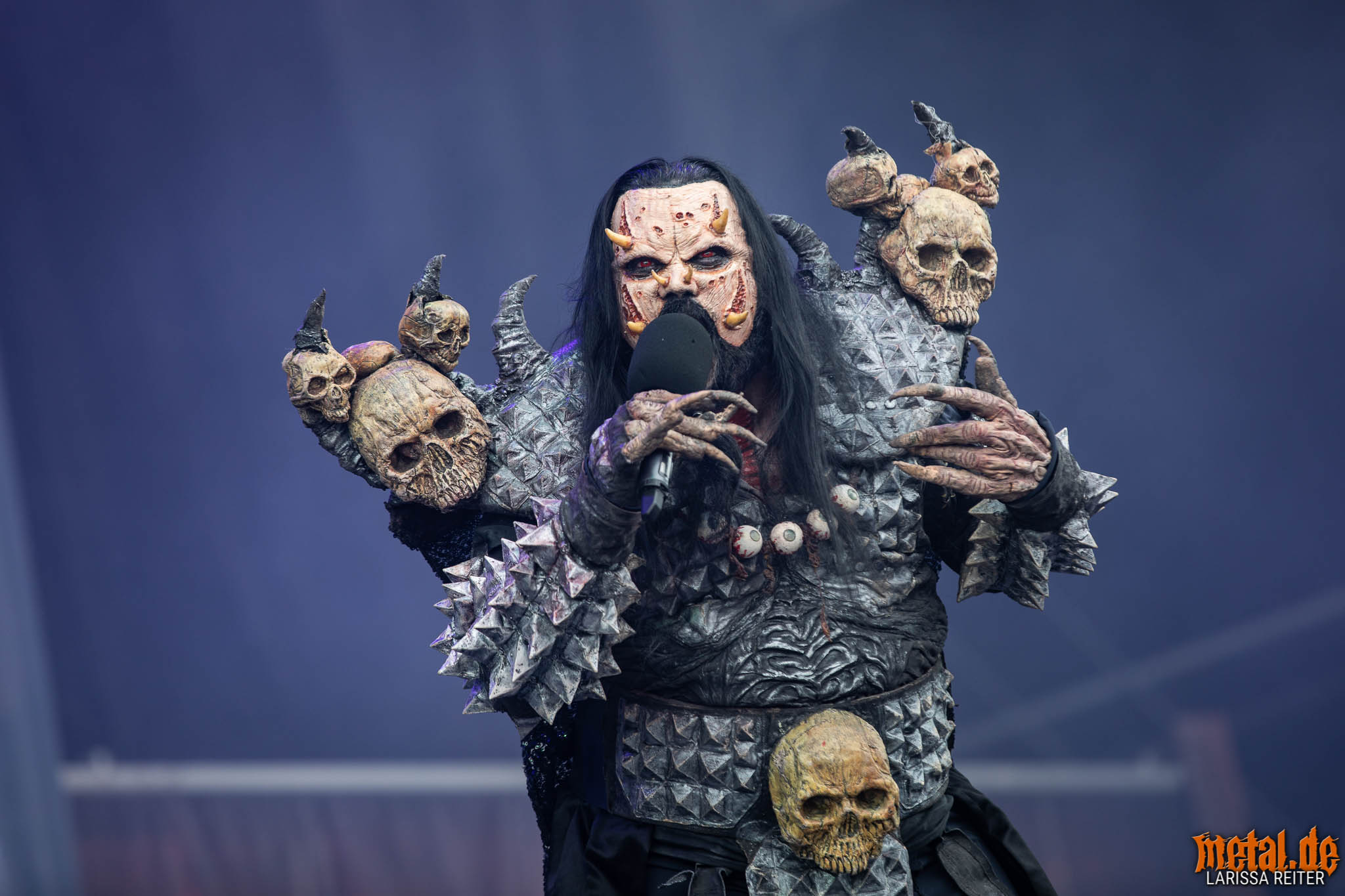Konzertfoto von Lordi - Summer Breeze Open Air 2019