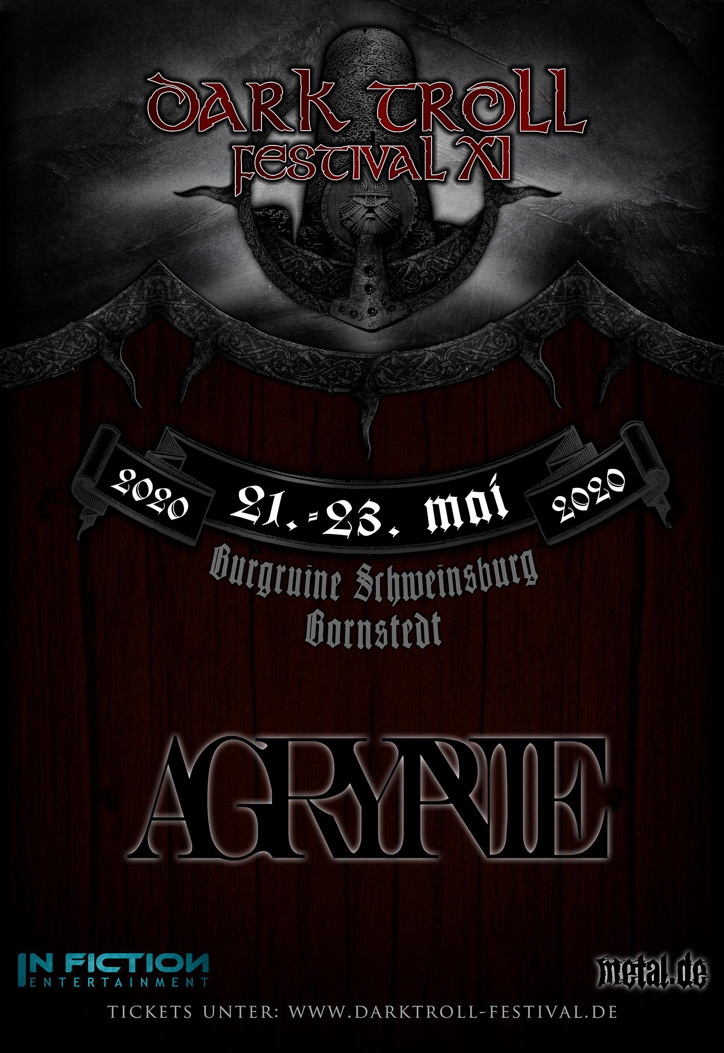 Dark Troll Festival Stand 11.8.19